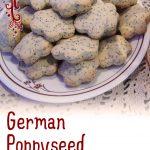 German Poppy Seed Cookies for Pinterest
