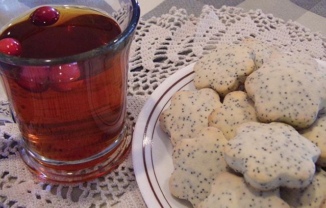 German Poppy Seed Cookies
