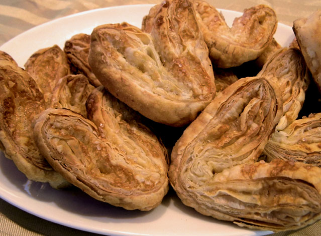 Puff Pastry and Palmiers