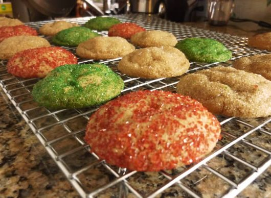 Amish Ginger Cookies