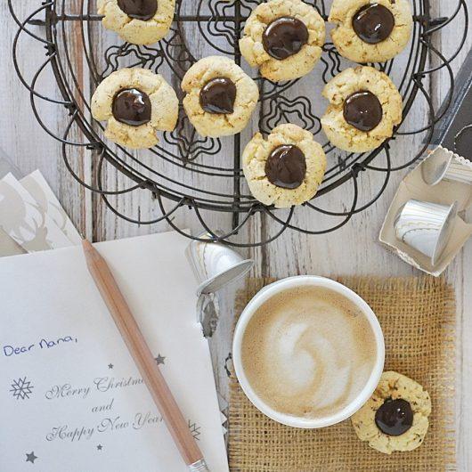 Bordeaux Fudge Cookies