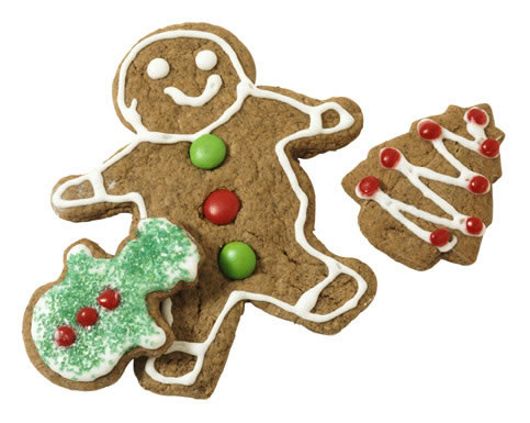 Butterscotch Gingerbread People
