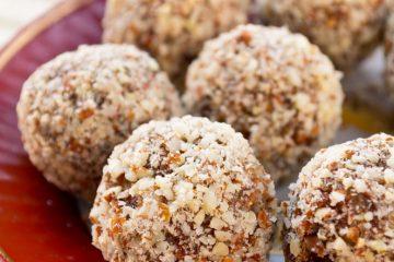Cherry Nut Balls