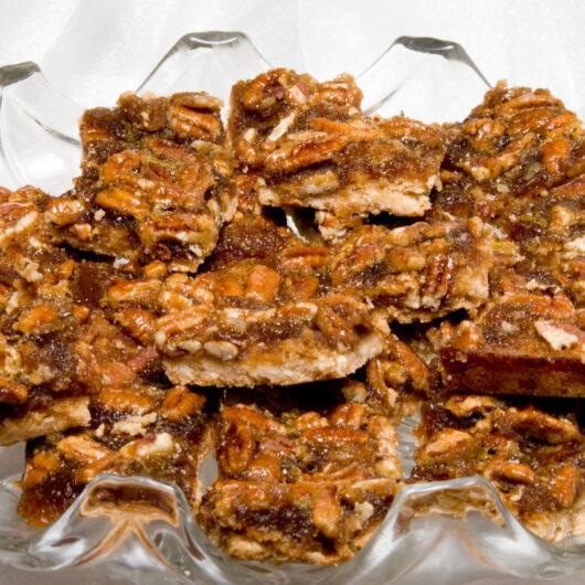 Chocolate Chip Brickle Bars