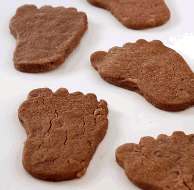 Chocolate Ginger Shortbread