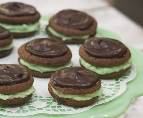 Chocolate Lovers' Dream Cookies