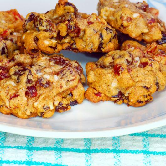 Christmas Rock Cookies