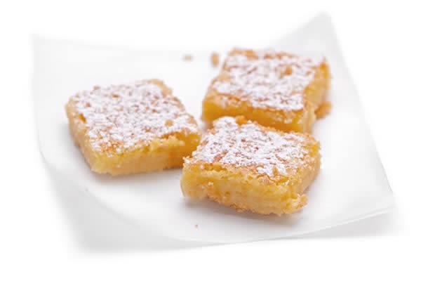 Delicate Lemon Squares