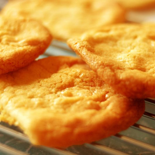Dreamsickle Cookies