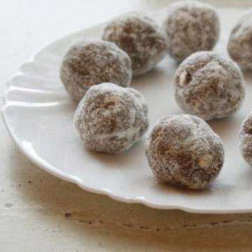 Chocolate Orange Balls