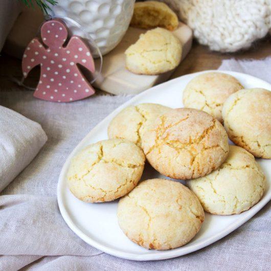 Crack Top Sugar Cookie