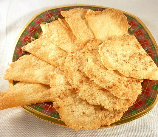 Yeast Crisps