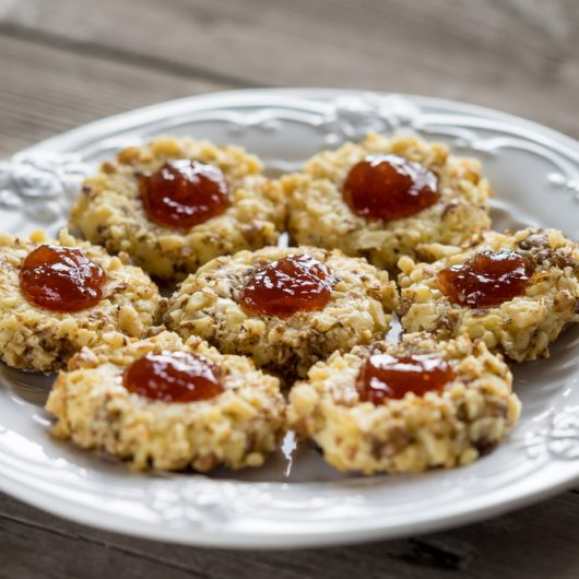 Gail's Raspberry Almond Cookies