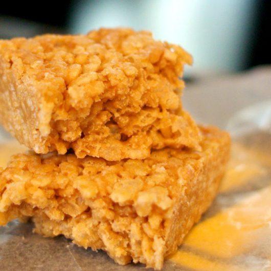 Rice Krispies Peanut Butter Bars