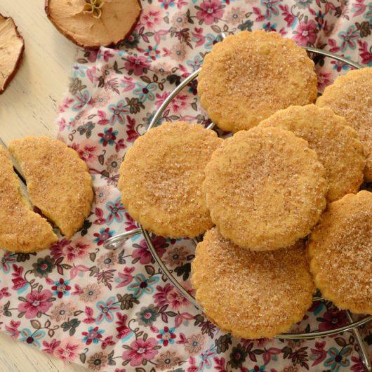 Spanish Sand Cookies