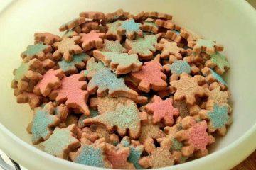 Spice Sugar Cookies