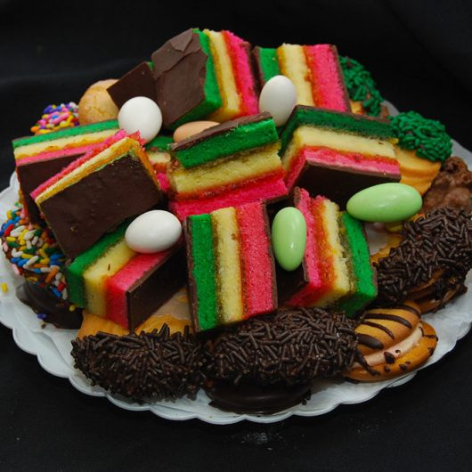 Venetian Rainbow Cookies