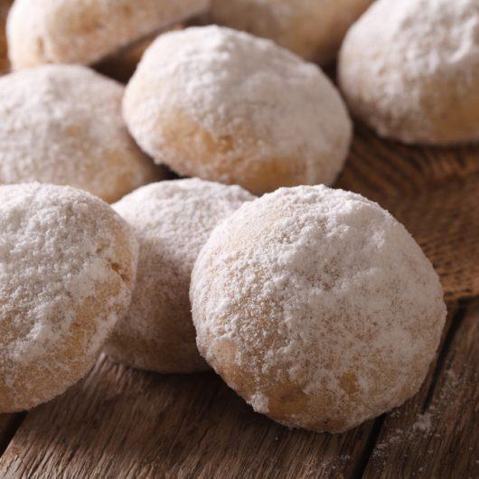 Walnut Brandy Balls