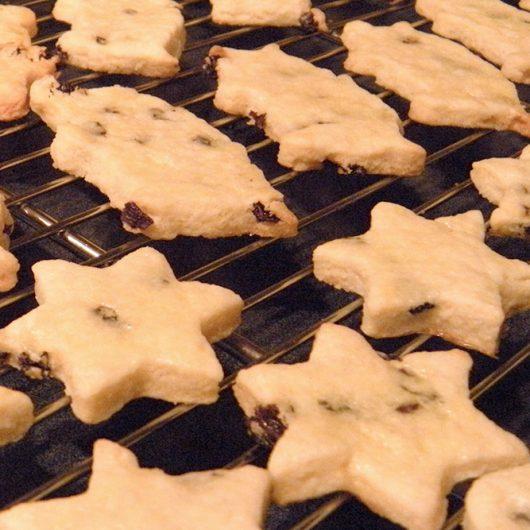 Soda Bread Cookies