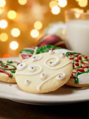 No-chill Cutout Sugar Cookies