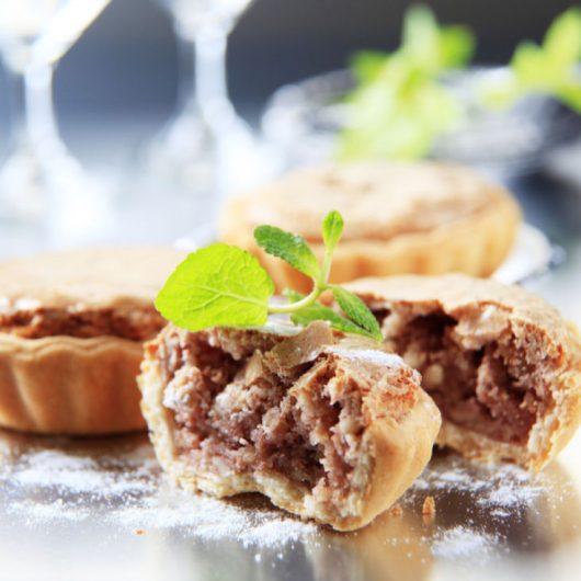 Nut Cookie Tartlets