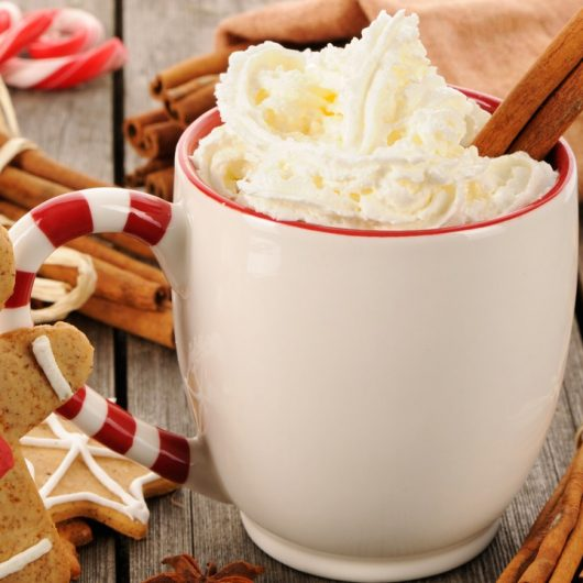 Crockpot Hot Cocoa for a Group