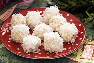 Ho-Ho Snowballs