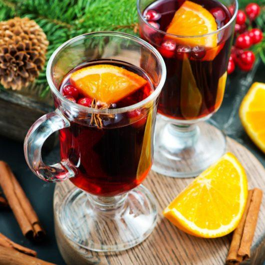 Hot Holiday Cider