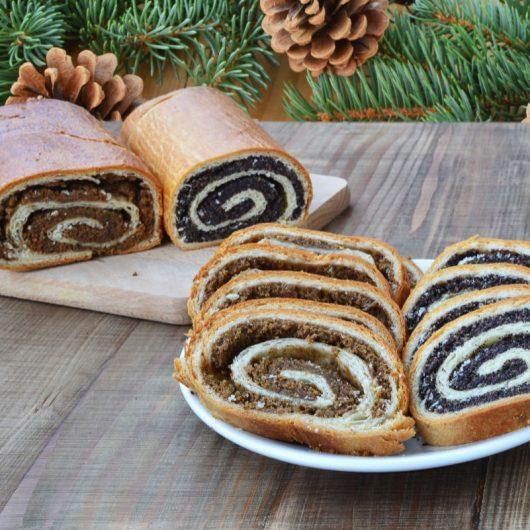Hungarian Nut Roll (Beigli)