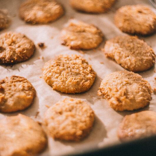 Hawaiian Oatmeal Cookies